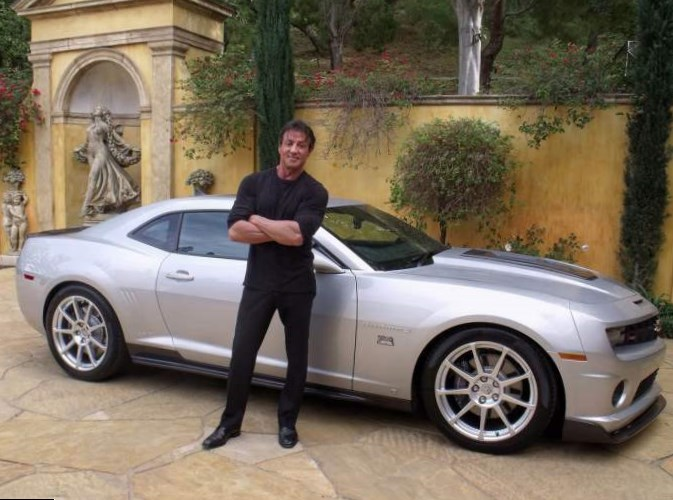 Sylvester Stallone Celebrity Net Worth Salary House Car