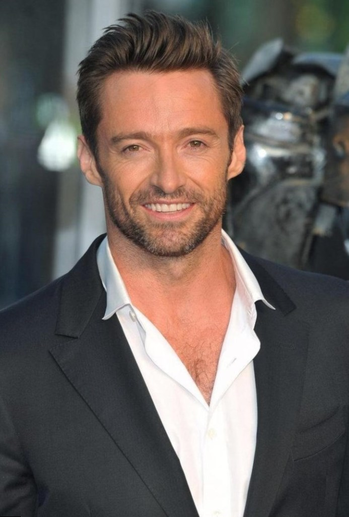 Hugh Jackman celebrity...