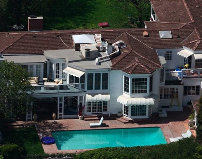 Adam Sandler  house