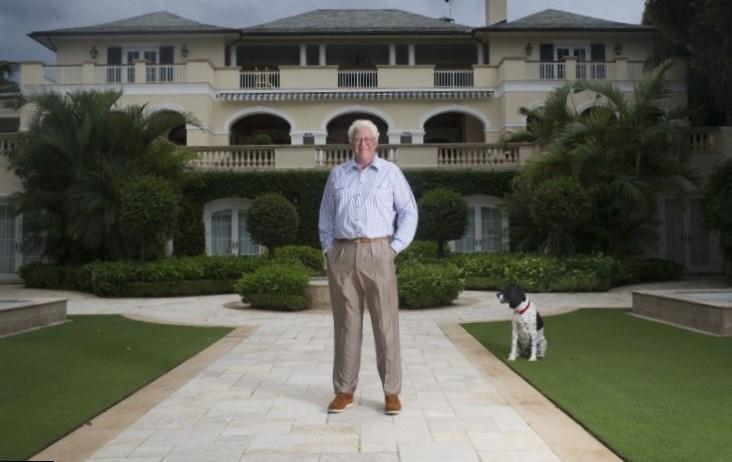 Charles Koch and David Koch Home