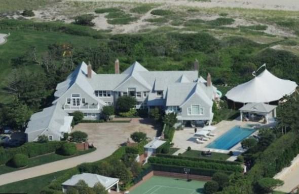 Charles Koch and David Koch House