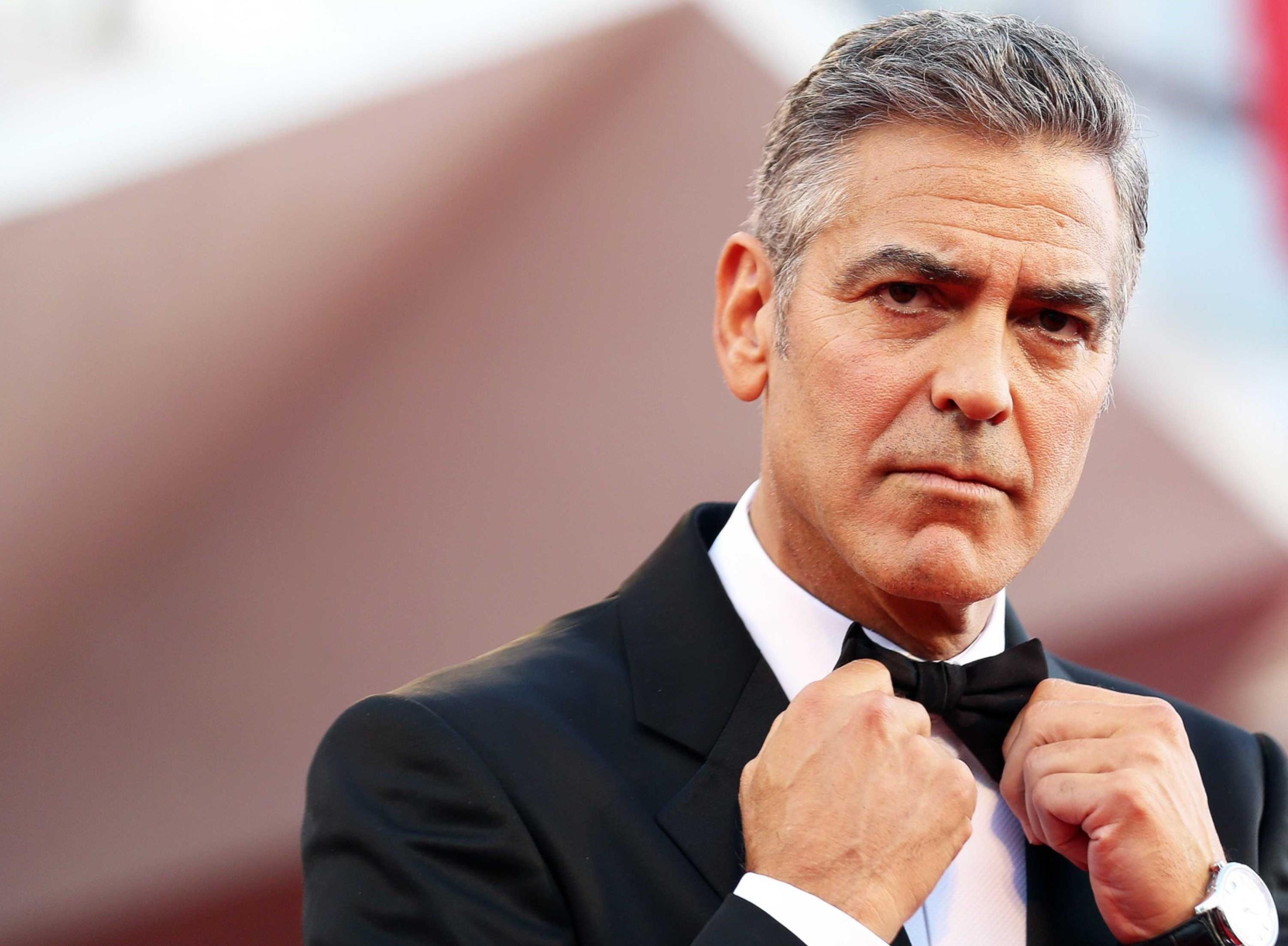 George Clooney celebri...