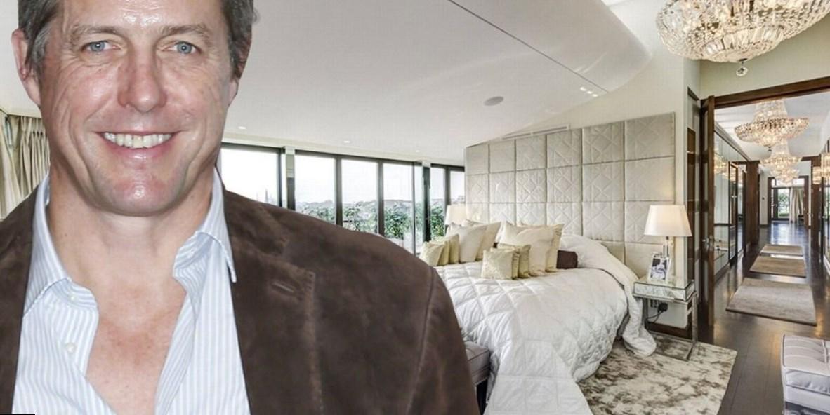 Hugh Grant celebrity n...