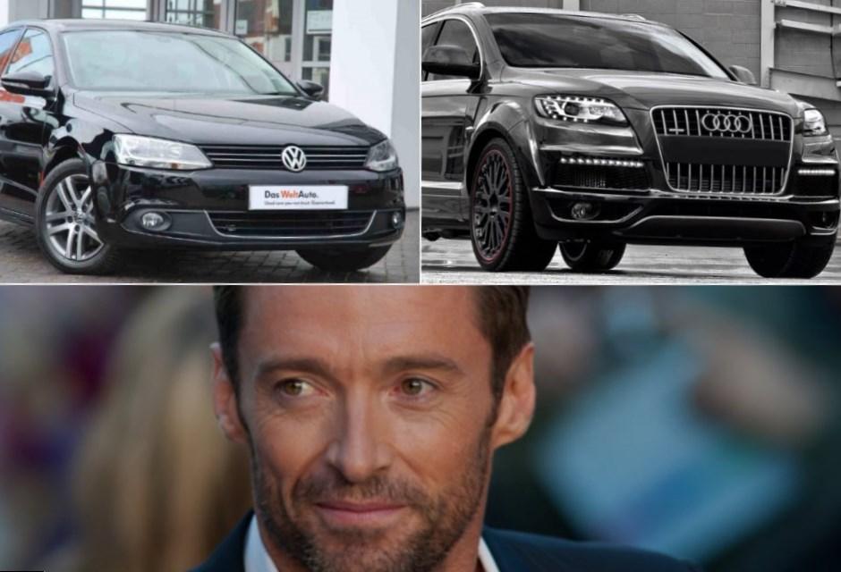 Hugh Jackman cars