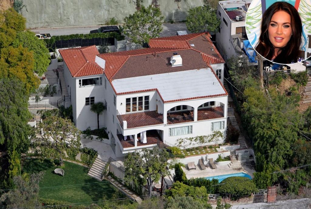 Megan Fox house