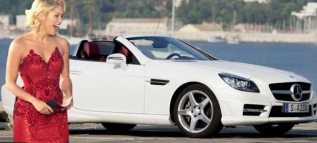 Shakira car