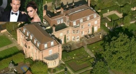 Victoria Beckham House