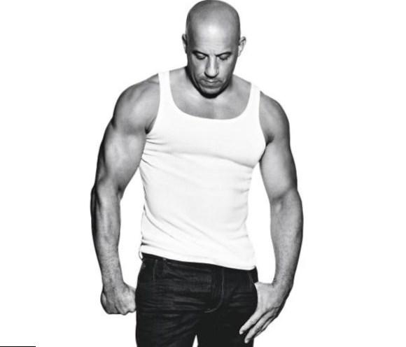 Vin Diesel celebrity net worth - salary, house, car