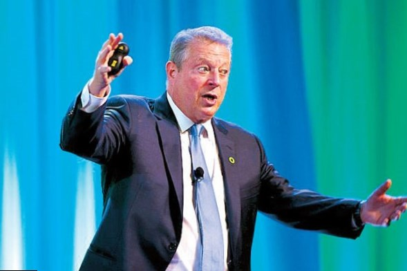 Al Gore net worth