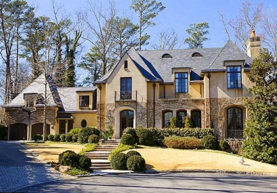 Allen Iverson house