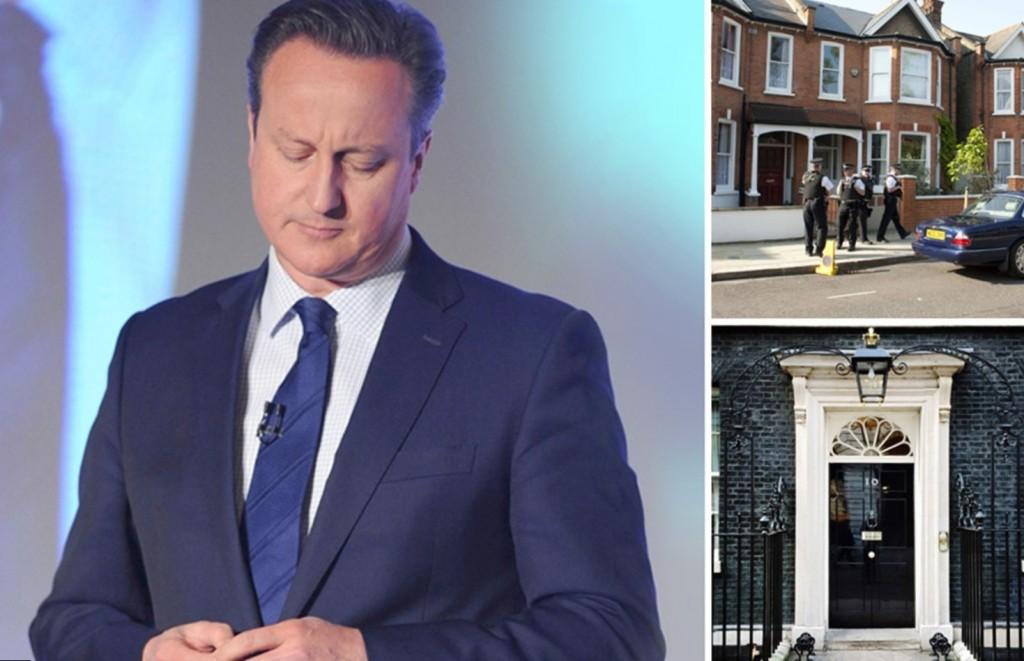David Cameron House