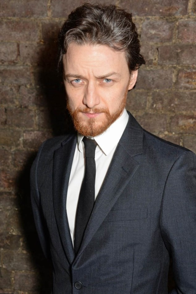 James McAvoy net worth...
