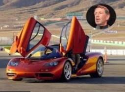 Larry Ellison Car