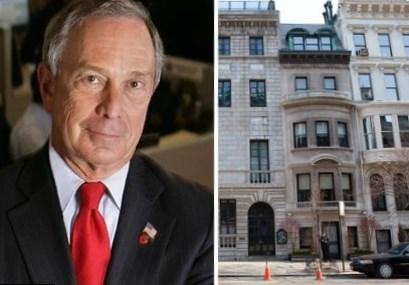 Michael Bloomberg Home