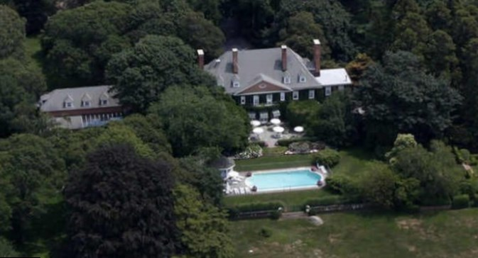 Michael Bloomberg House