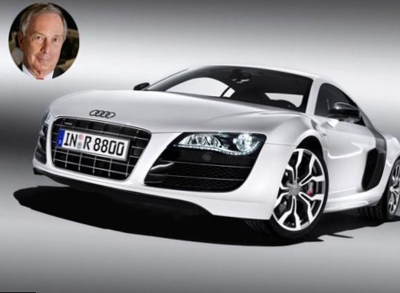 Michael Bloomberg Car