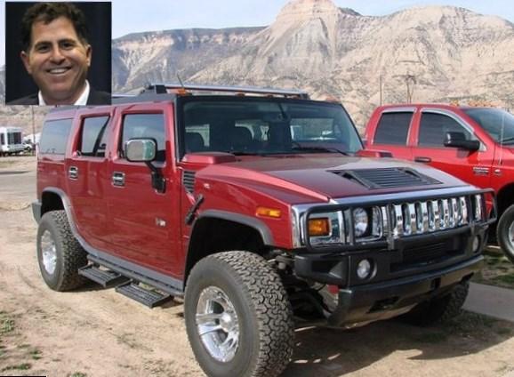 Michael Dell Car