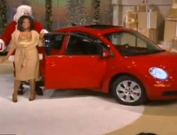 Oprah Winfrey Car