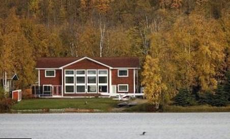 Sarah Palin House