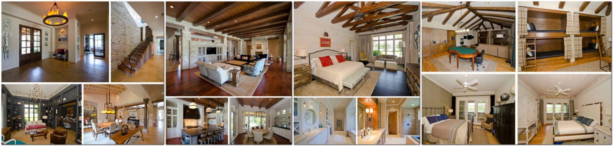 Mansion in Austin, Texas