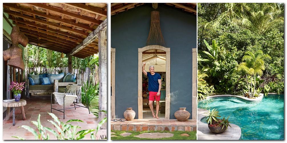 Anderson Cooper house Casa Anderson Trancoso, Brazil
