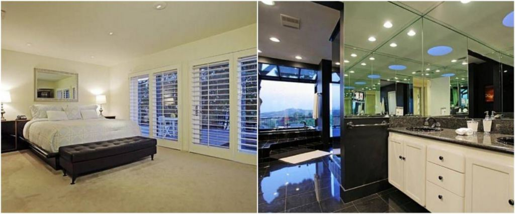 Amanda Righetti house in Beverly Hills
