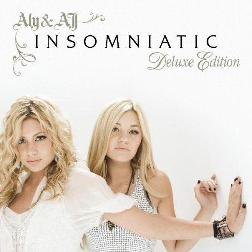 Insomniatic. Album Cover