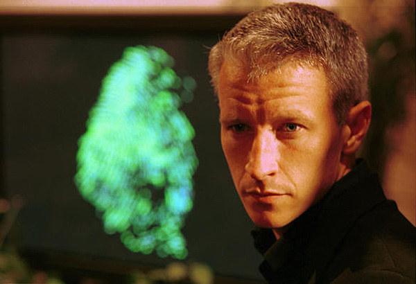 Anderson Cooper. The Mole