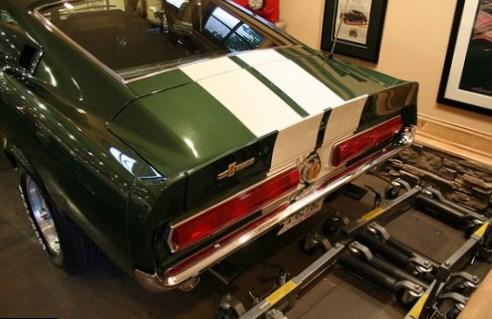 Alan Jackson car