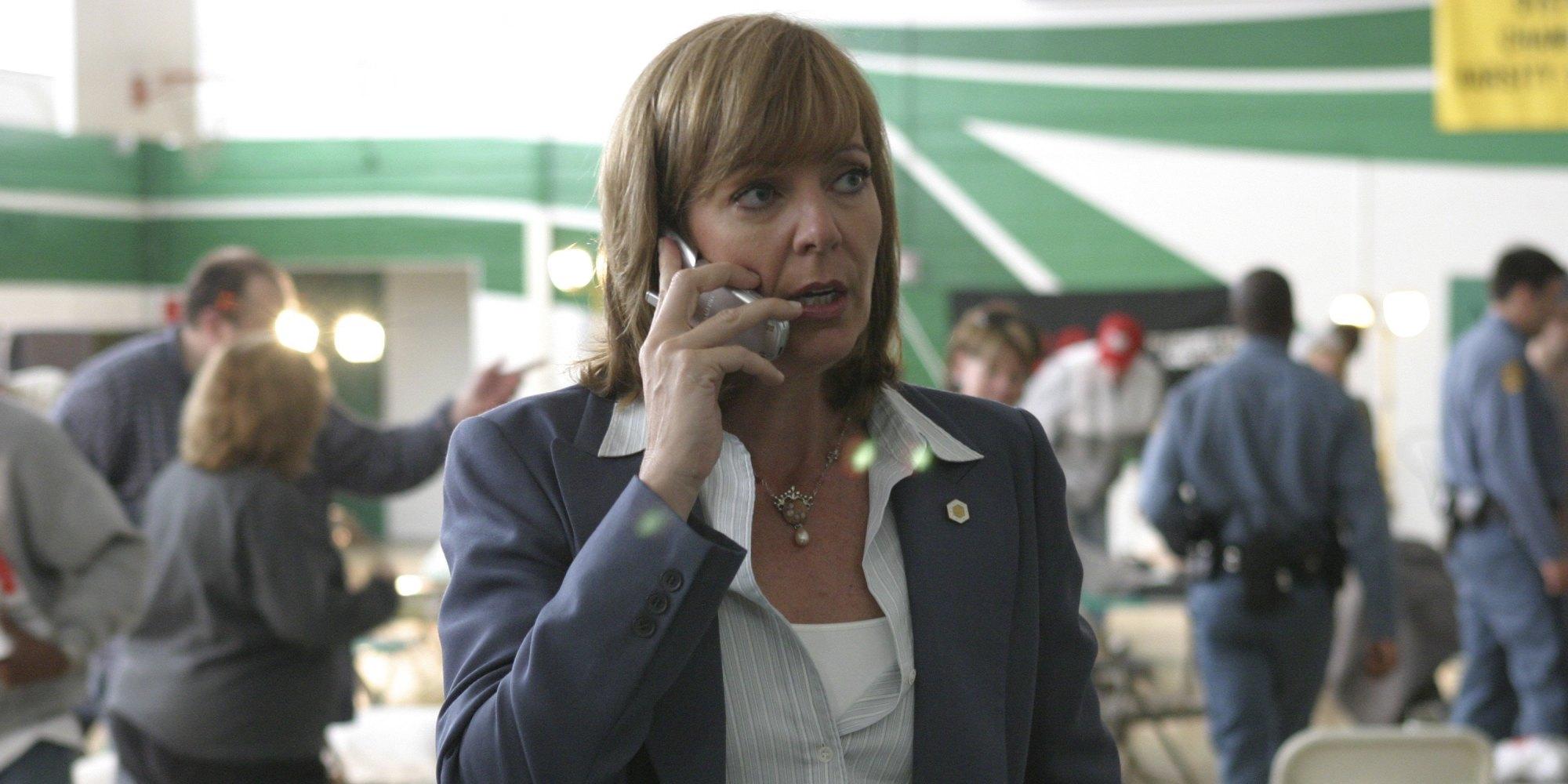 Allison Janney in The Best Wing