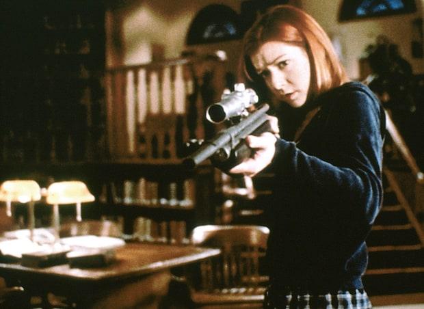 Alyson Hannigan in Buffy the Vampire Slayer