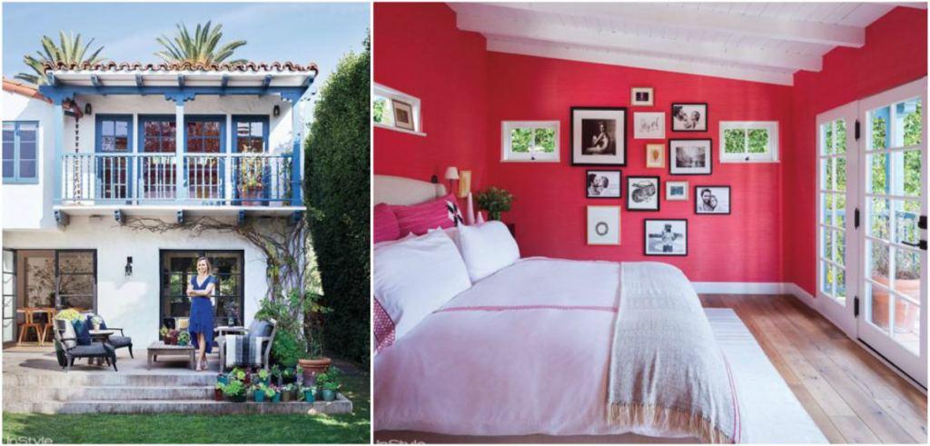 Amber Valletta home in Santa Monica, CA