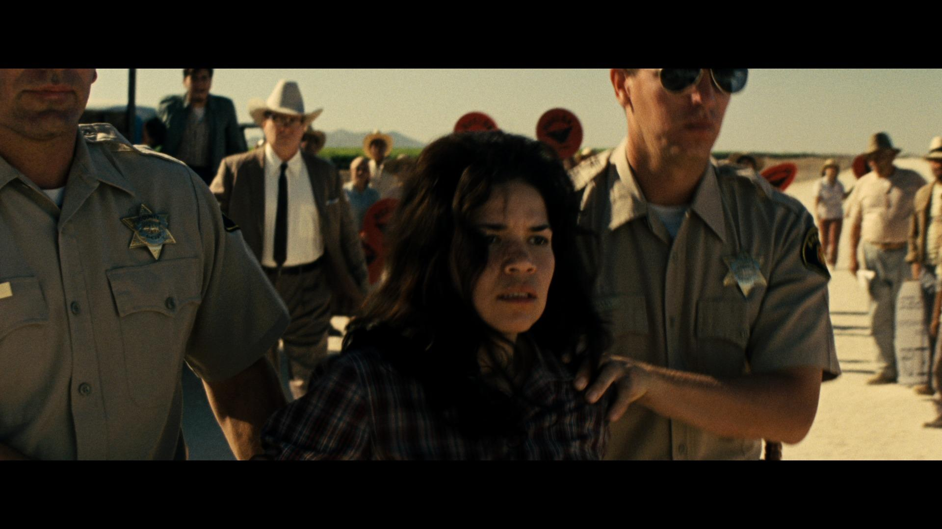 America Ferrera in Cesar Chavez