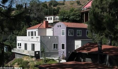 America Ferrera house