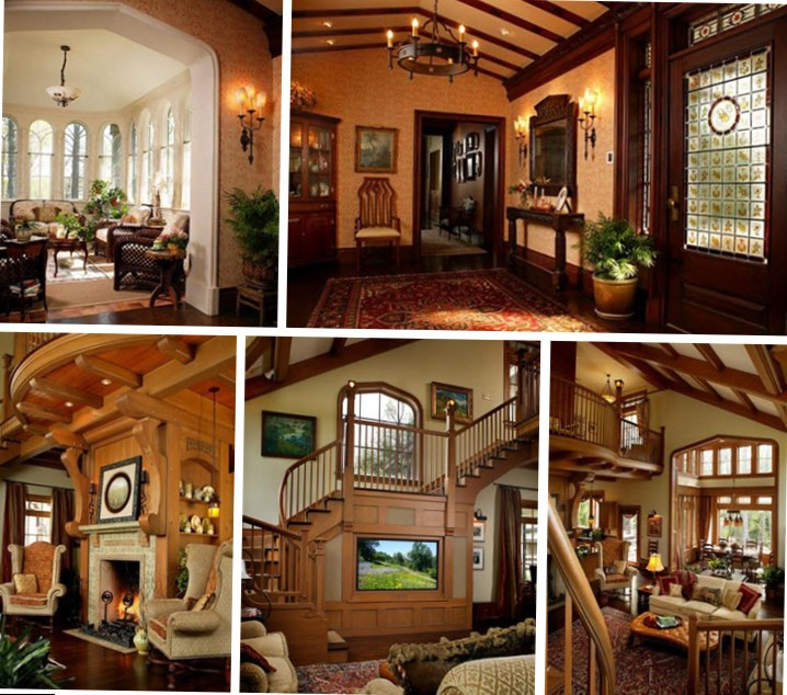 Andie MacDowell house