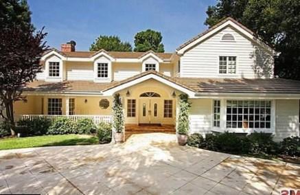 Angie Harmon house