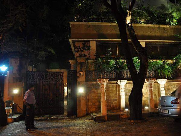 Anil Kapoor Bungalow in Juhu Ville Parle Development