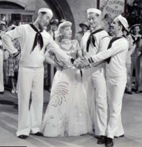 Ann Sothern  in Panama Hattie