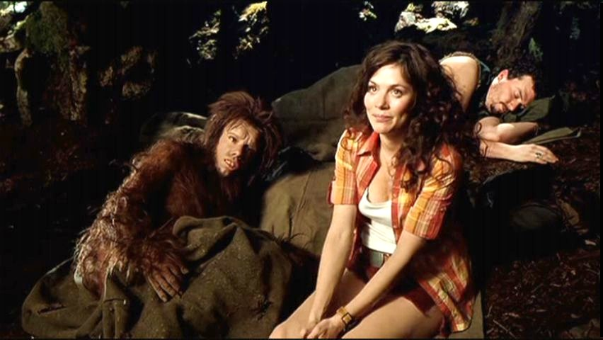 Anna Friel in Land of the Lost