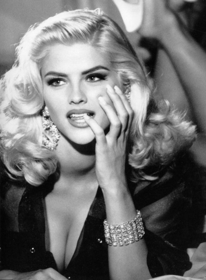 Anna Nicole Smith nude 186
