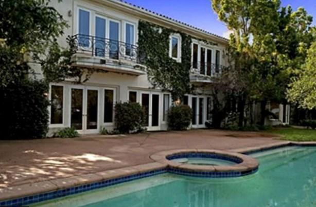 Annette Bening house