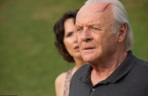 Anthony Hopkins in Solace
