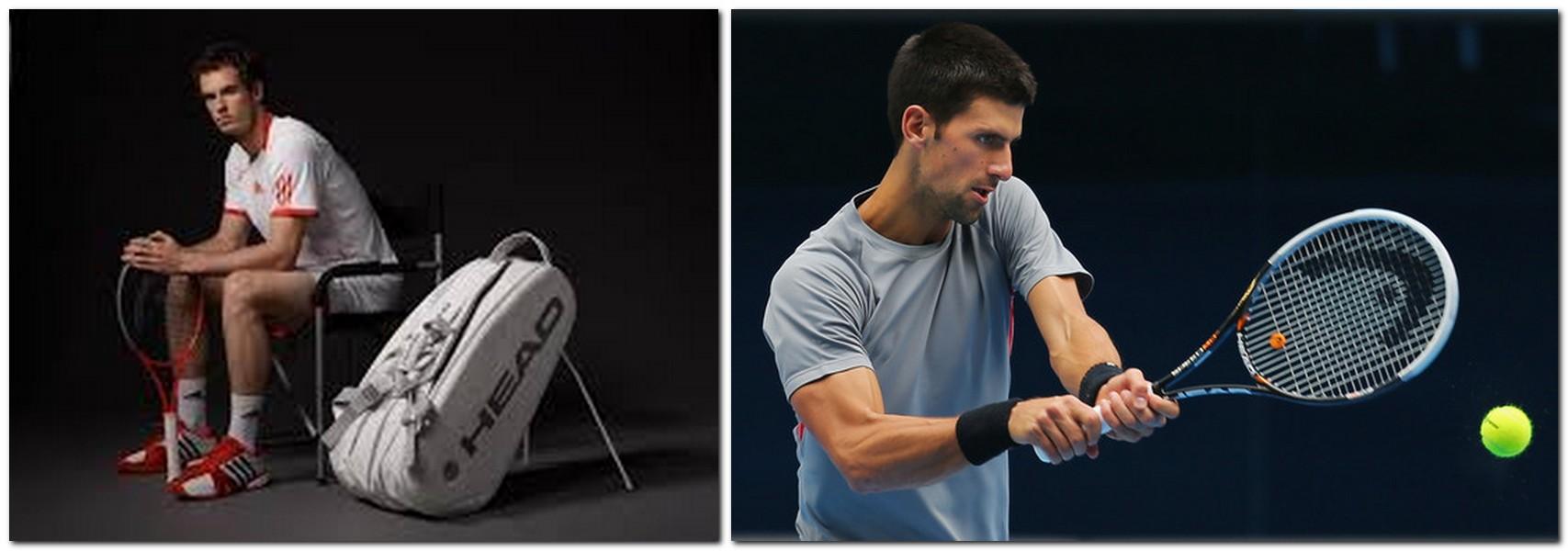 Novak Djokovic commercial
