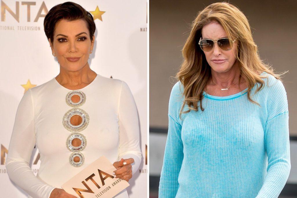 Caitlyn Jenner, Kris Jenner