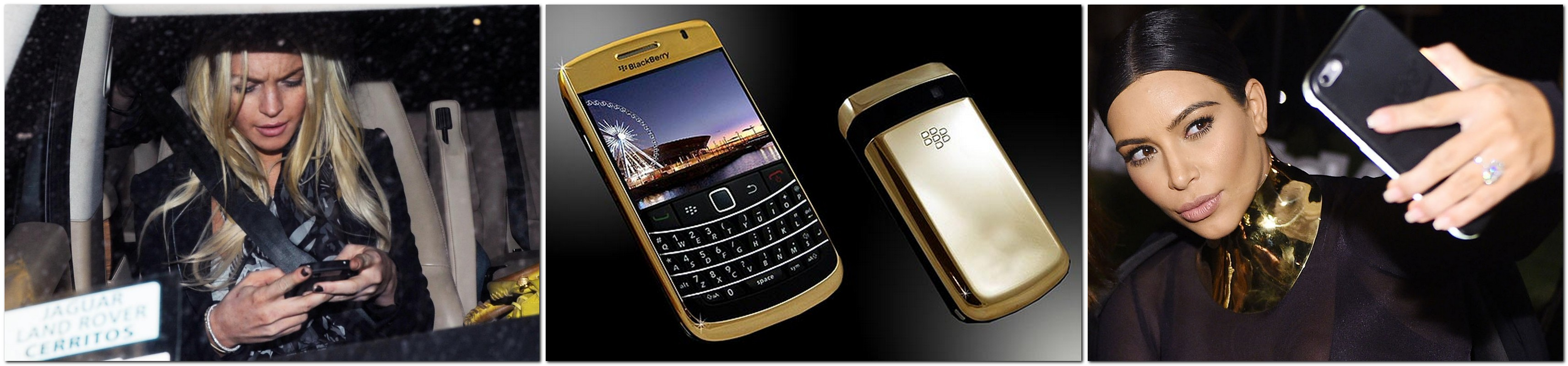 Stars, prefers Blackberry