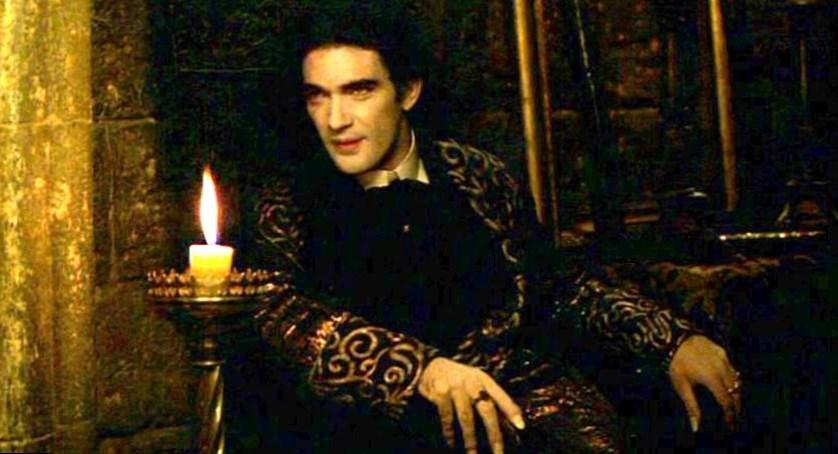 Antonio Banderas in Interview with a Vampire