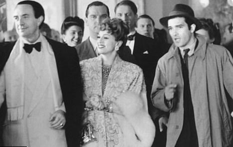 Antonio Banderas in Evita
