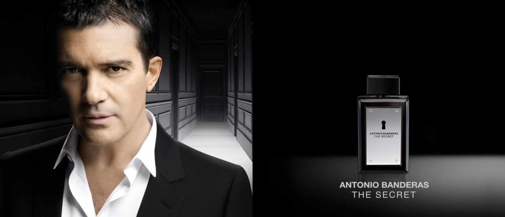 Antonio Banderas perfume line