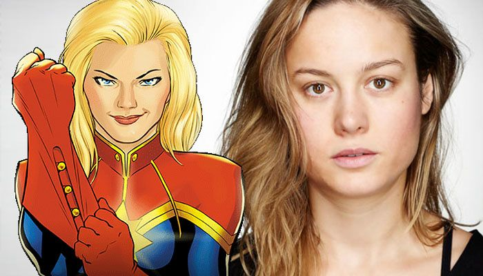 Brie Larson to surprise fans in the role of… Captain Marvel