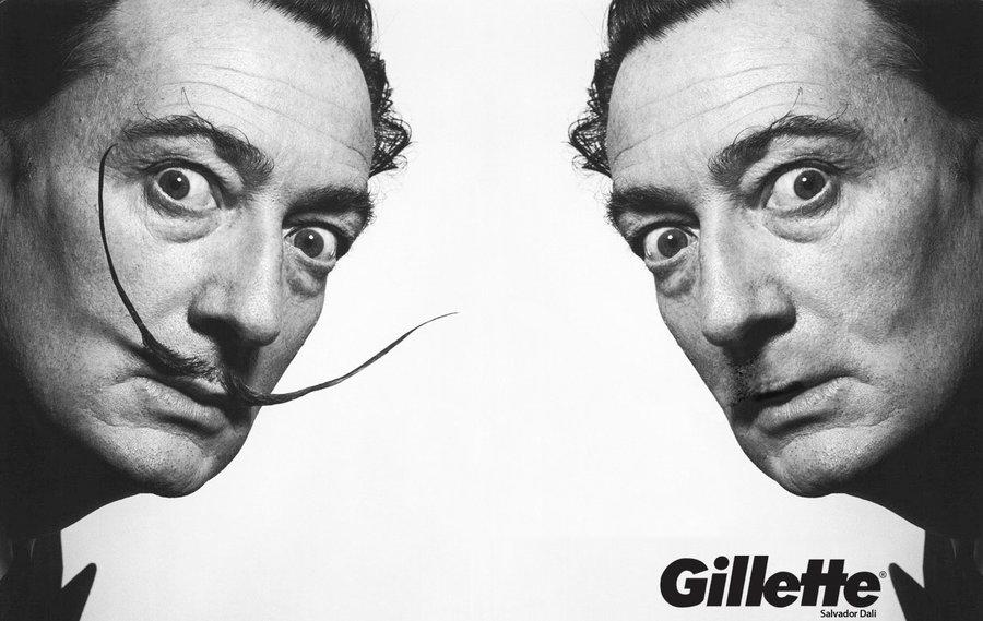 Gillette Advert